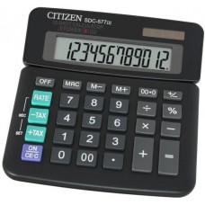 T01-035 Skaičiavimo mašinėlė SDC-577III CITIZEN
