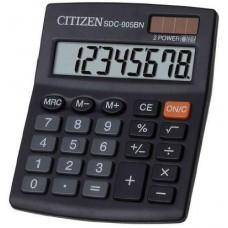 T01-038 Skaičiavimo mašinėlė SDC-805BN CITIZEN