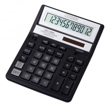 T01-047 Skaičiavimo mašinėlė SDC-888XBK CITIZEN
