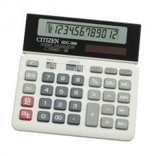T01-052 Skaičiavimo mašinėlė SDC-368 CITIZEN