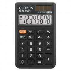 T01-060 Skaičiavimo mašinėlė SLD-200N CITIZEN