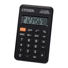 T01-077 Skaičiavimo mašinėlė LC-310N CITIZEN
