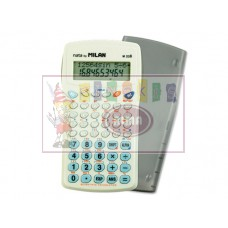 T01-199 Skaičiavimo mašinėlė (su funkcijomis) 159005BL MILAN